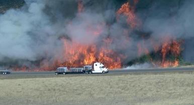 Field Fire CR 49